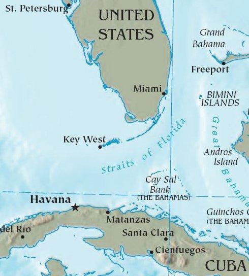 Diplomatic Relations Between US and Cuba