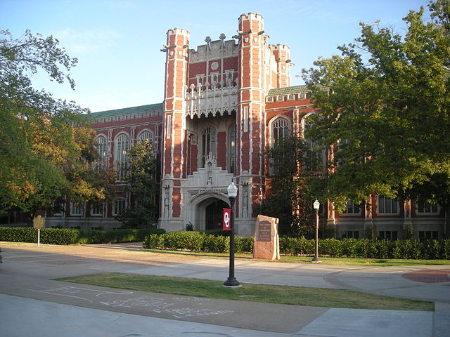 University of Oklahoma Expels the First Amendment