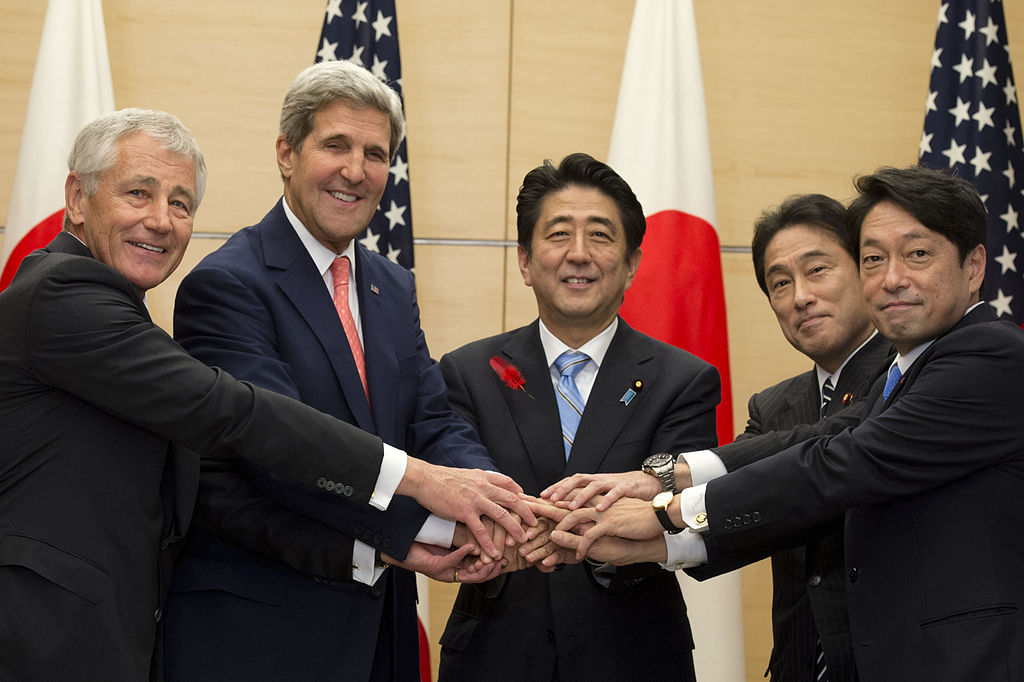 Questioning US Support for Japan's National Security Moves