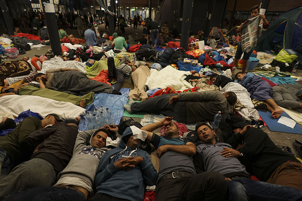 The EU's Common Immigration & Asylum Policy—Drowning Along with the Refugees?