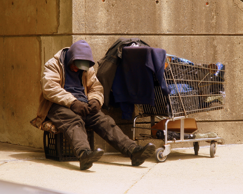 Criminalizing Visual Poverty&#8212the Effects of Making Homelessness a Crime