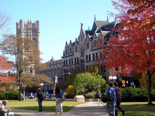 Safe Spaces and First Amendment Rights: Do Safe Spaces Belong on College Campuses?