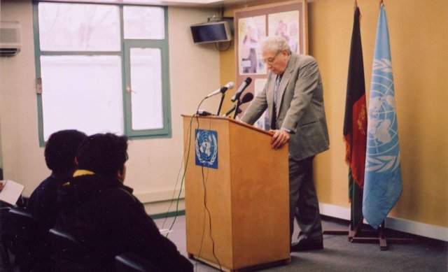 Humanity Lost the Legend: Cherif Bassiouni, The Godfather of International Criminal Law and Justice