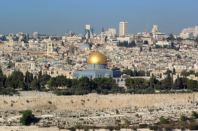 Israel's Greater Jerusalem Bill