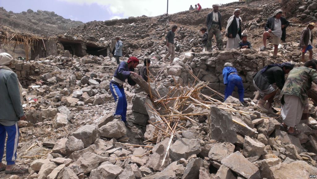 Yemen – A Crime Against Us All