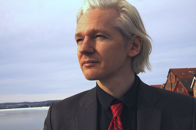 Assange and the Myth of Due Process