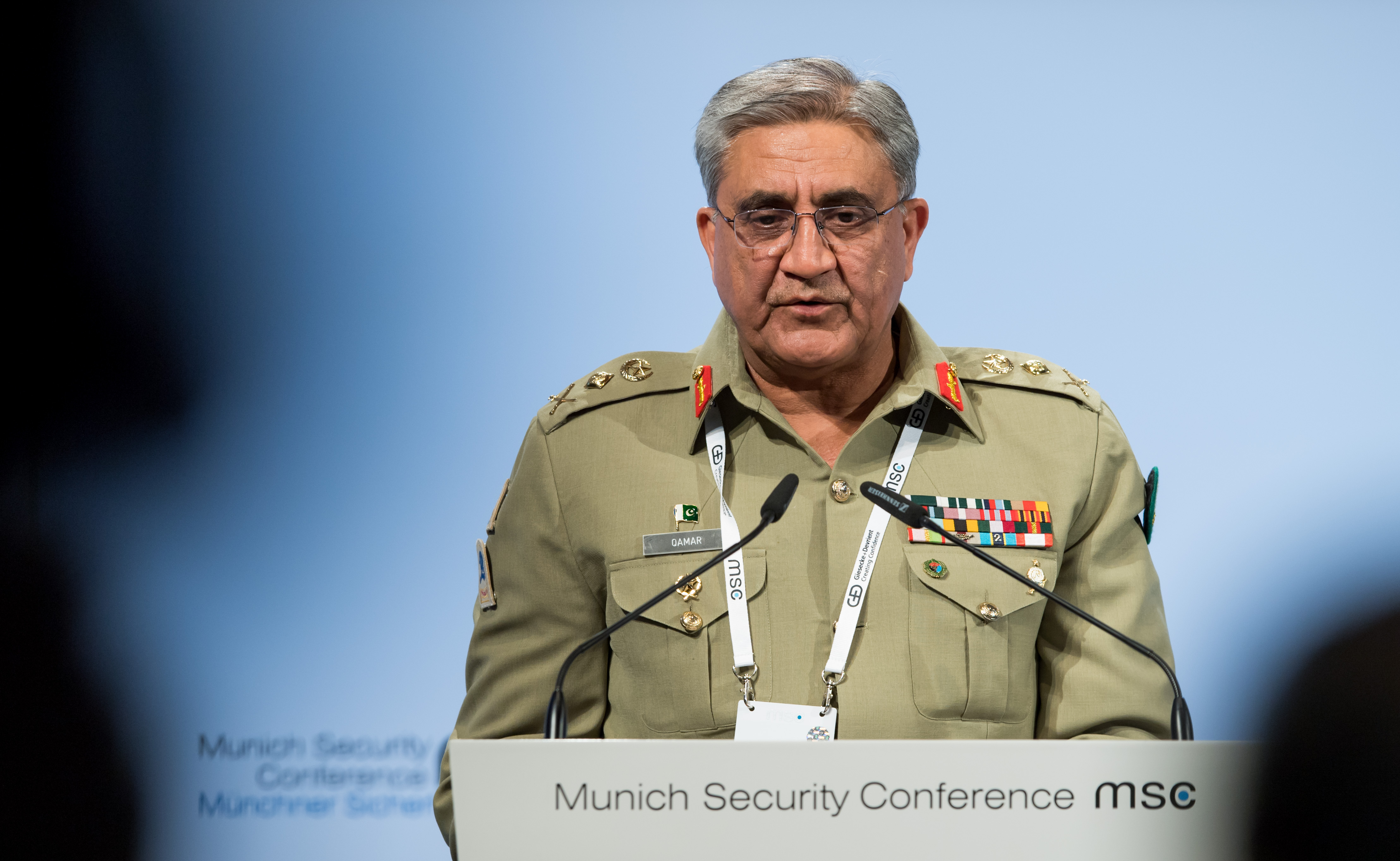 About Extensions for Pakistan's Chief of Army Staff