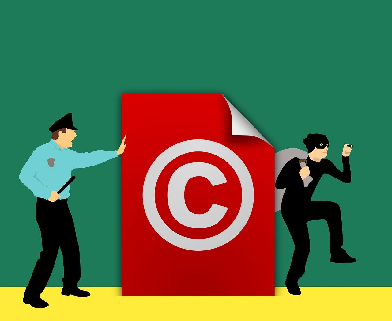 OK, Landlord: Copyright Profits Are Just Rent