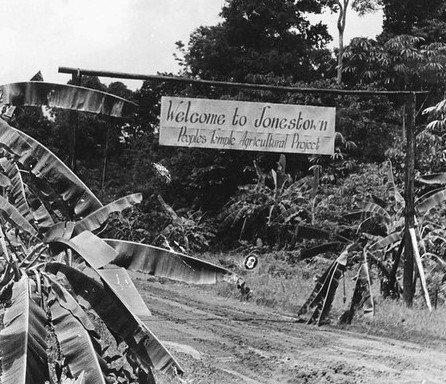 What Jonestown Might Teach Us about Section 230's Fate