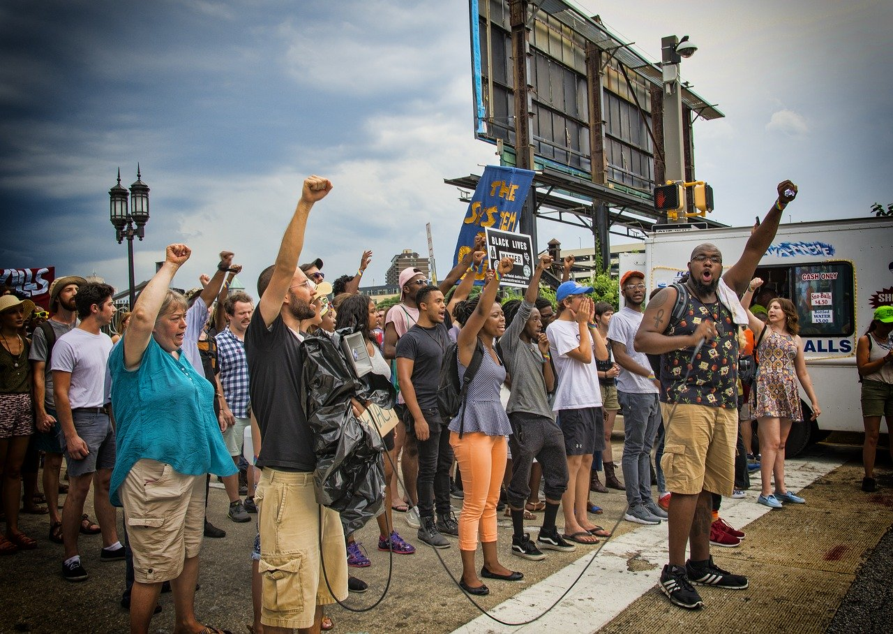 Massive Uprisings Confront White Supremacy