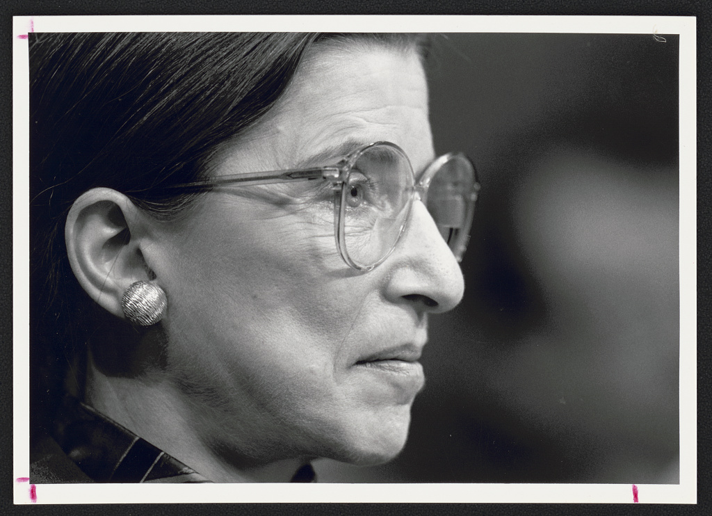 RUTH: Justice Ginsburg in Her Own Words, a new documentary on RBG's incredible life