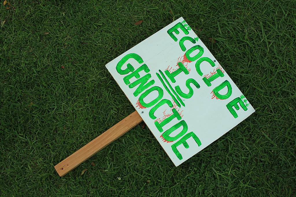 """The Proposed Definition of """"Ecocide"""": An Attempt to Constitute Fifth International Crime?"""