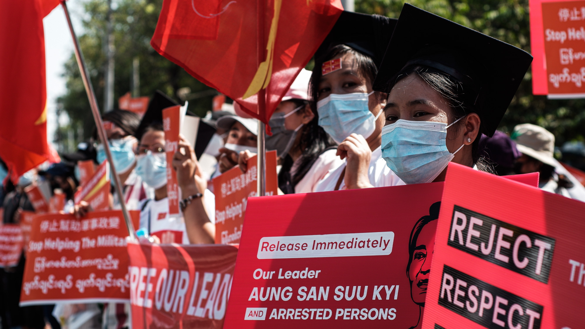 Voices of Myanmar: How the coup has affected legal studies
