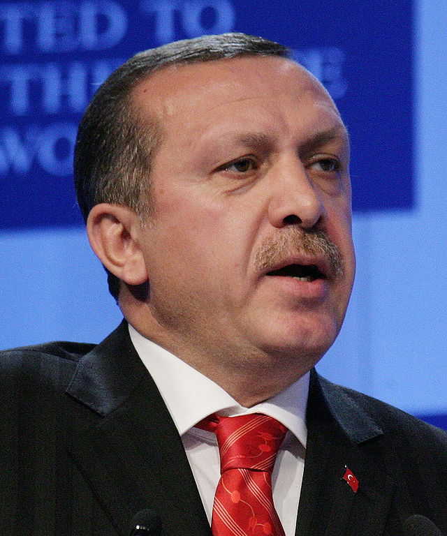 Erdogan headshot