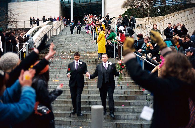 NY Gay Marriage Steps
