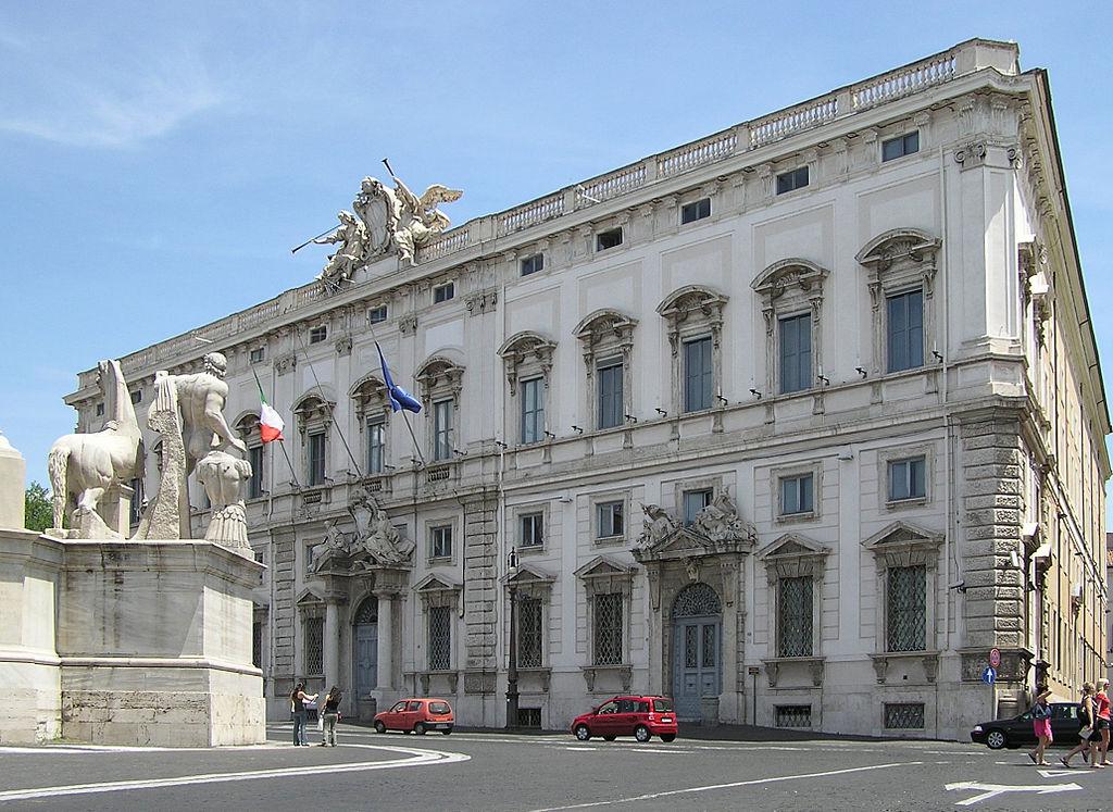 Italy Constitutional Court