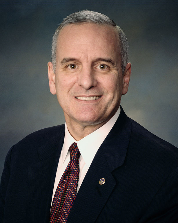 Minnesota Gov Mark Dayton