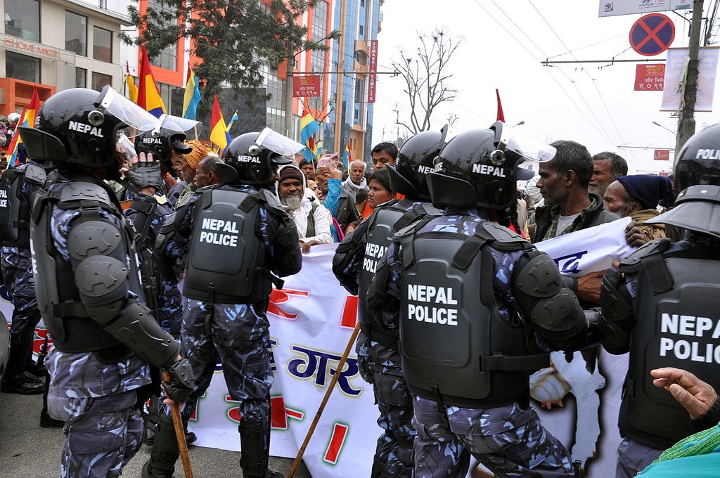 nepal civil war