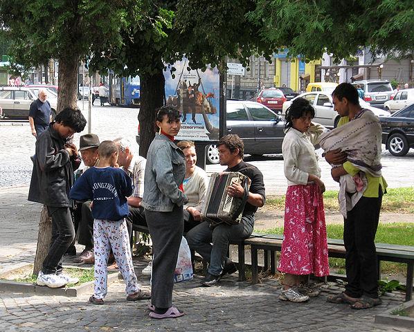 roma people