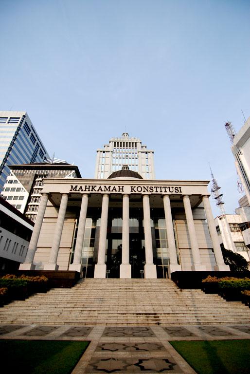 Indonesia Constitutional Court