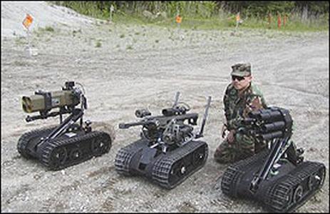 robo weapons