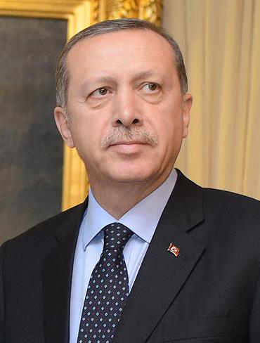 Turkish Prime Minister Erdogan