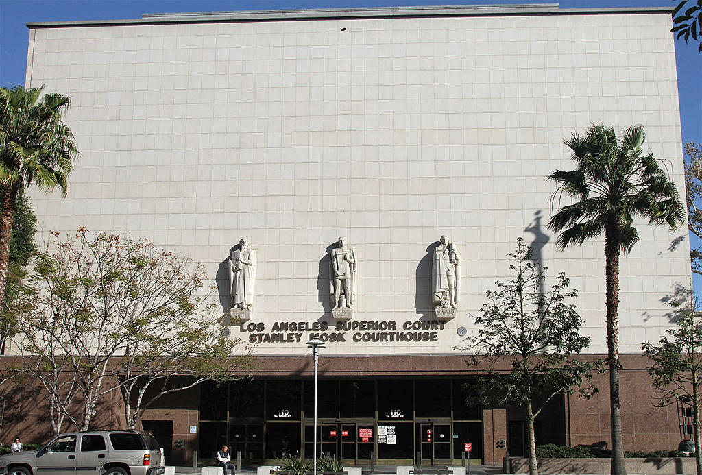 la county superior court