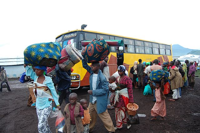 DRC refuges