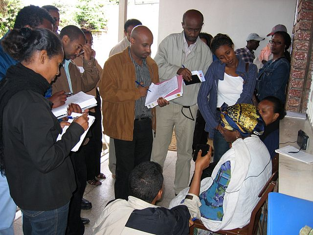 journalism in ethiopia