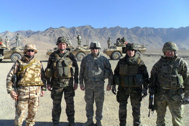 NATO in Aghanistan