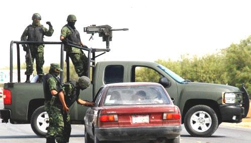 mexican police