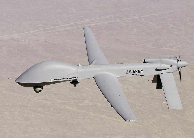 drones in domestic enforcement