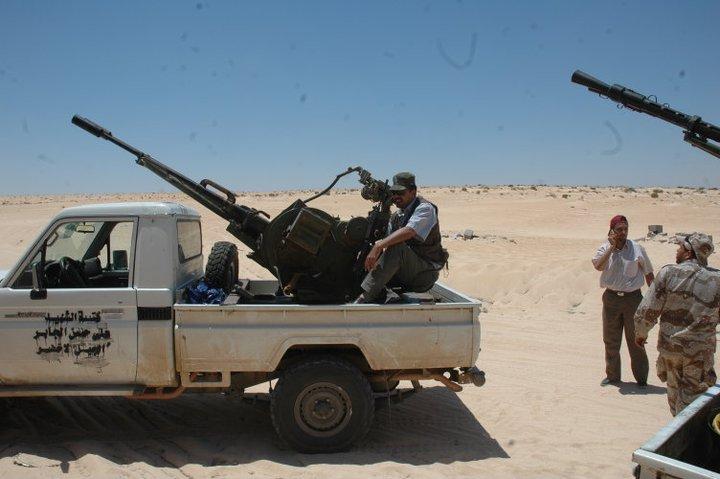 Libyan militants