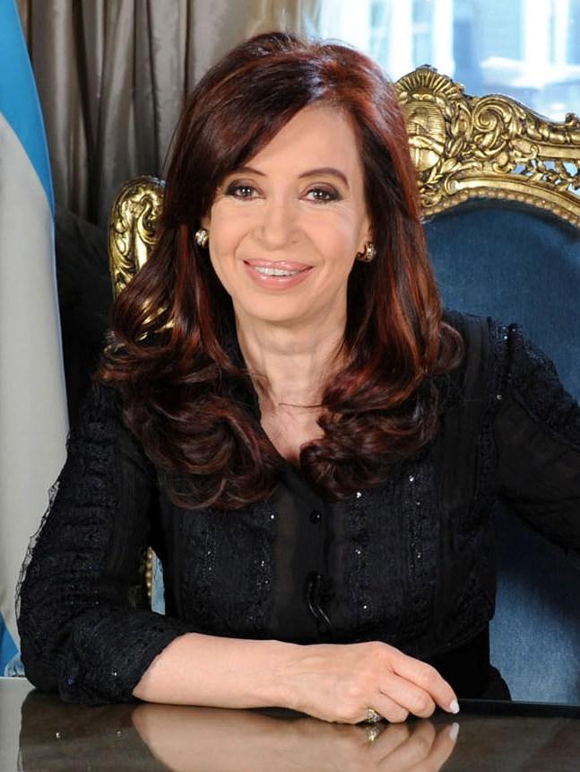 el presidente actual de argentina: