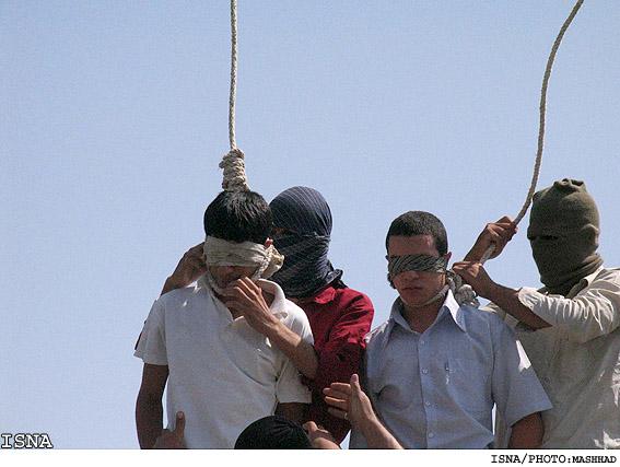 Iran Capital Punishment
