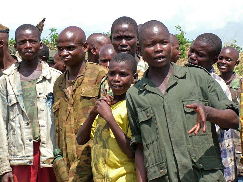 DRC children