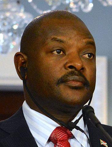 P. Nkurunziza