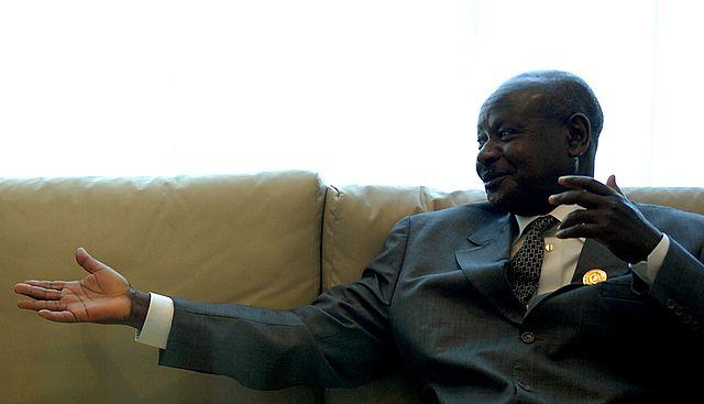 Uganda President