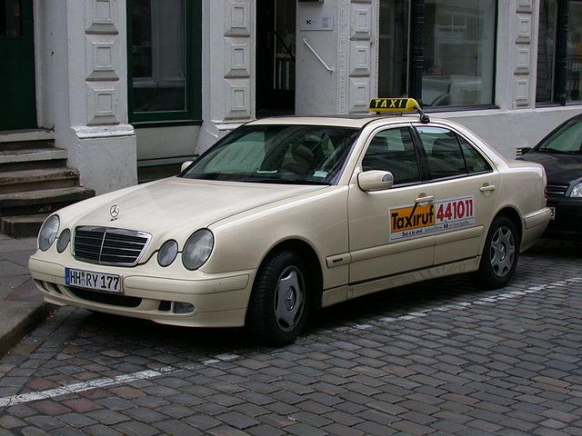 Taxi Deutsch