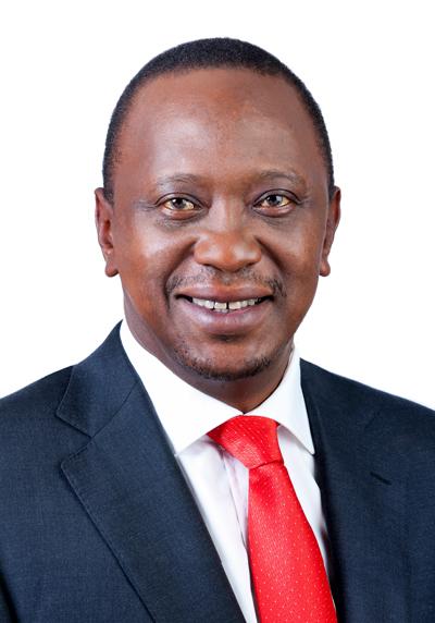Kenyan Deputy President William Ruto