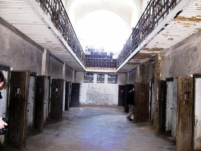 romania prison