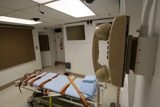 Execution chamber, Florida