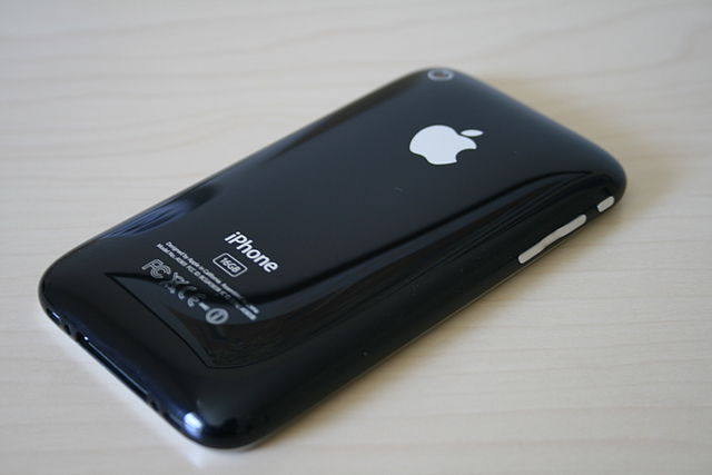 iphone back