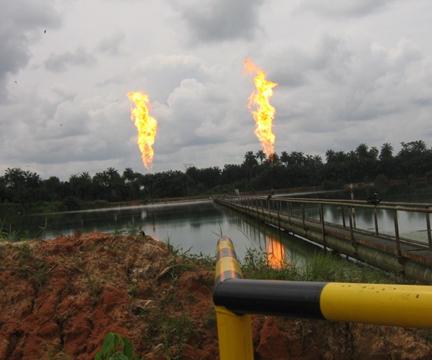 niger delta gas