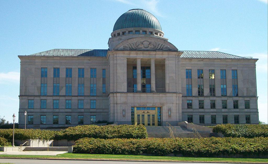 Iowa Supreme Court in Des Moines