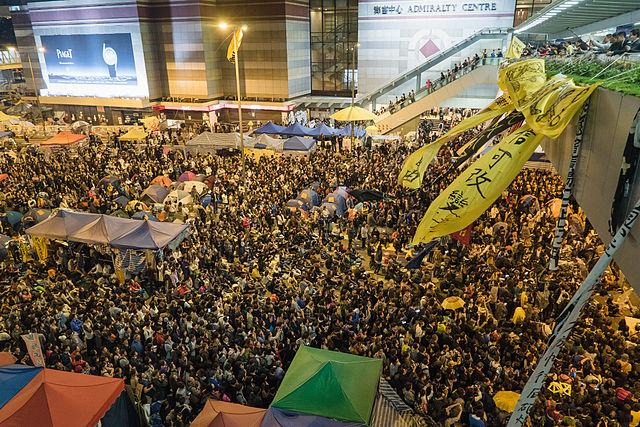 umbrella revolution