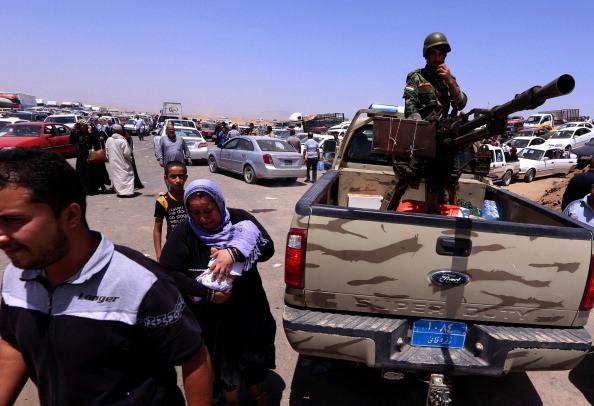 iraq civilians
