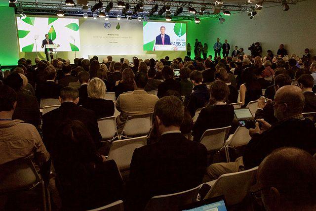 COP21 meeting