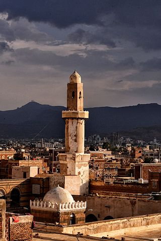 old city sanaa