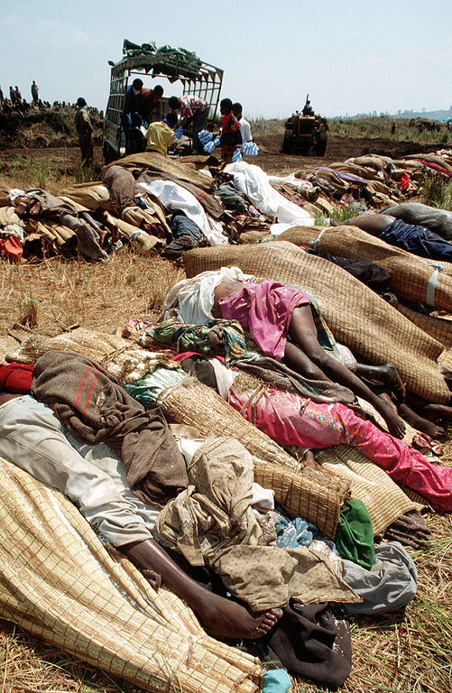 an account of events and atrocities committed during the 1994 rwanda genocide